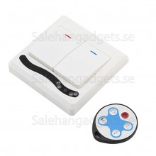 2.4G Wireless Home Security Dold Strömbrytare Kamera Med Human Induction Och Remote