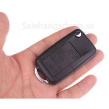 Full HD 720P Bilnyckel Kamera Med Inbyggd 8G Minne
