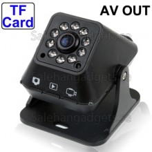 Bärbar Övervakning Och Spionkamera, Motion Detection