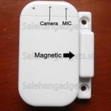 Magnetisk Sensor GSM Alarm Kamera För Hem Säkerhet