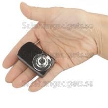 Mini Digital Spionkamera, Inbyggd Mikrofon