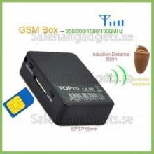 4,5 Watt, Quad-Band GSM Box Och Trådlös Hörlur