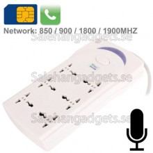 Extension Socket Style Audio Monitor, SIM-Kort