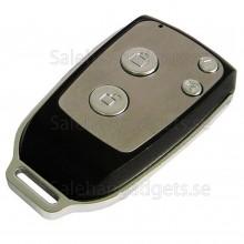 Bilnyckel Spionkamera, Rörelse Detektor, Fri 4GB
