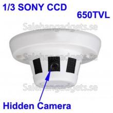Brandvarnare Spionkamera, SONY, 650TVL