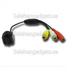 Färg Hålkamera Med Audio
