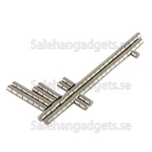 3mm Starka Cylinder Magnet, 100-Pack