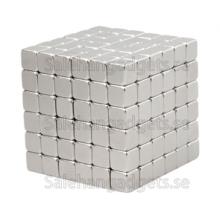 5mm Fyrkantiga Neocube Magneter, 216 St