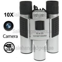 10 × 25mm Digitalkamera Kikare , Upp Till 1000m