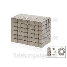3mm Fyrkantiga Neocube Magneter, 216 St