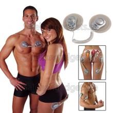 Gym Formulär Duo 4 Muscles System Elektronisk 2 Pads